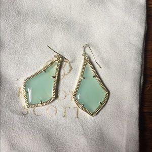 Kendra Scott Alex earrings NEW